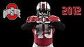 OHIO STATE  12-0  2012 - ohio-state-football wallpaper