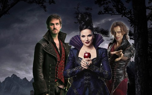 once upon a time wallpaper entitled OUAT Villains