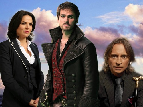 Once Upon A Time fond d'écran with a business suit, a suit, and a well dressed person entitled OUAT Villains