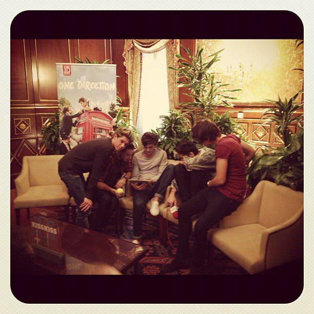 One Direction Instagram 写真