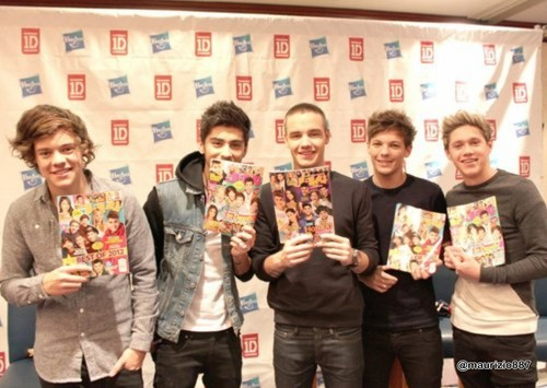 One Direction  NYC, US , 2012