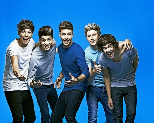 One Direction Hintergrund