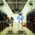 Open Regular style! - regular-show photo