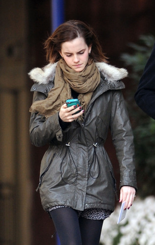Out & About in NY - November 18, 2012
