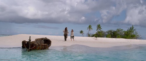 POTC 4: Jack Sparrow in an island