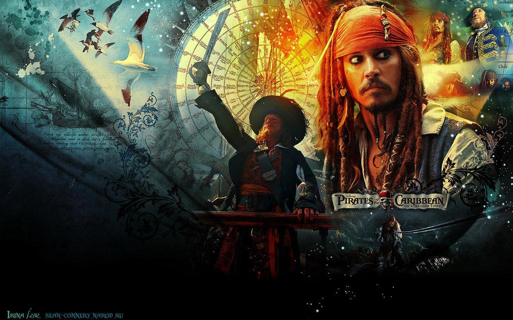 Potc Jack Sparrow Captain Jack Sparrow Wallpaper