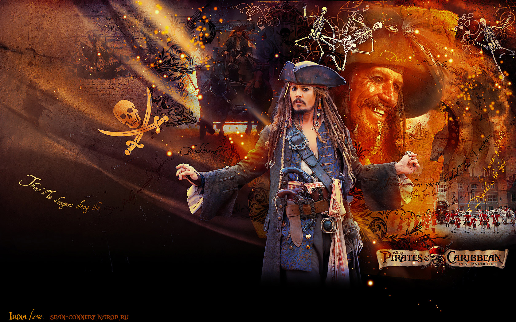 Pirates Of The Caribean Wallpaper: Pirates Of The Caribbean Wallpaper