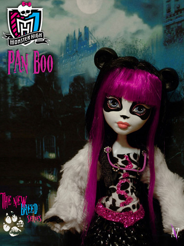 Pan Boo daughter of Dr. Moreau