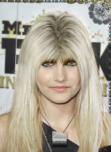 Paris Jackson Blonde (@ParisPic)