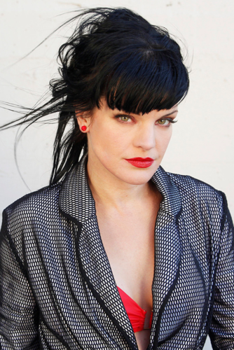 Pauley Perrette wallpaper possibly with a well dressed person called Pauley Perrette