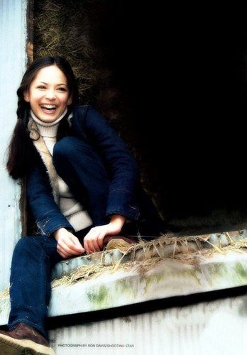 Kristin Kreuk wallpaper entitled People Photoshoot