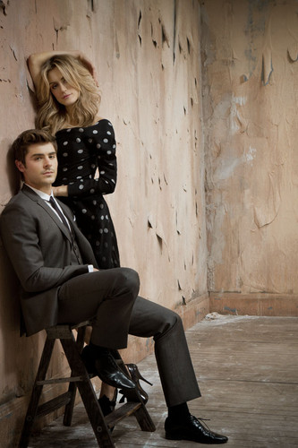 Zac Efron wallpaper possibly containing a business suit and a well dressed person titled PhotoShooth The Lucky One