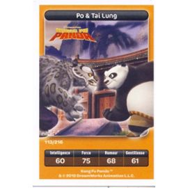 Po vs Tai Lung