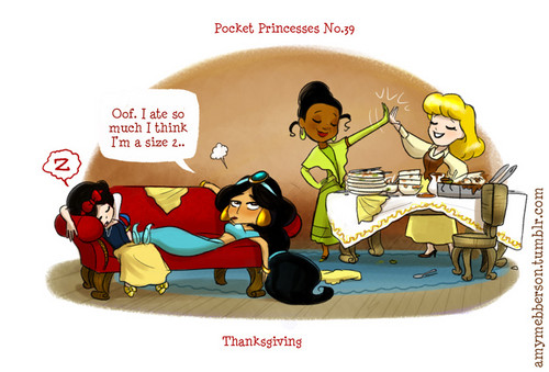 Pocket Princesses 39