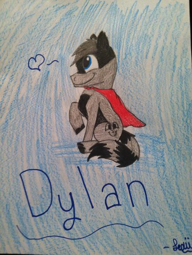 Pony Dylan :D