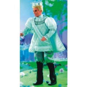 Prince Daniel doll