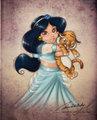 Princess Jasmine - princess-jasmine fan art