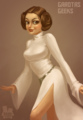 Princess Leia Organa Solo Skywalker - princess-leia-organa-solo-skywalker fan art