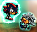 Put Me Down! - shadow-the-hedgehog photo