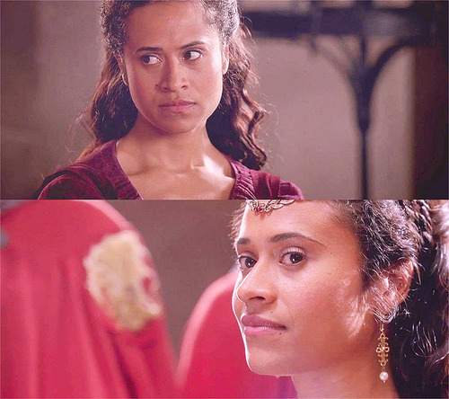 퀸 Guinevere Pendragon (5.07) POV Melisey