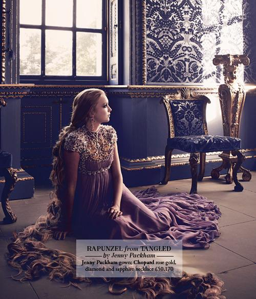 Rapunzel - Haute Couture