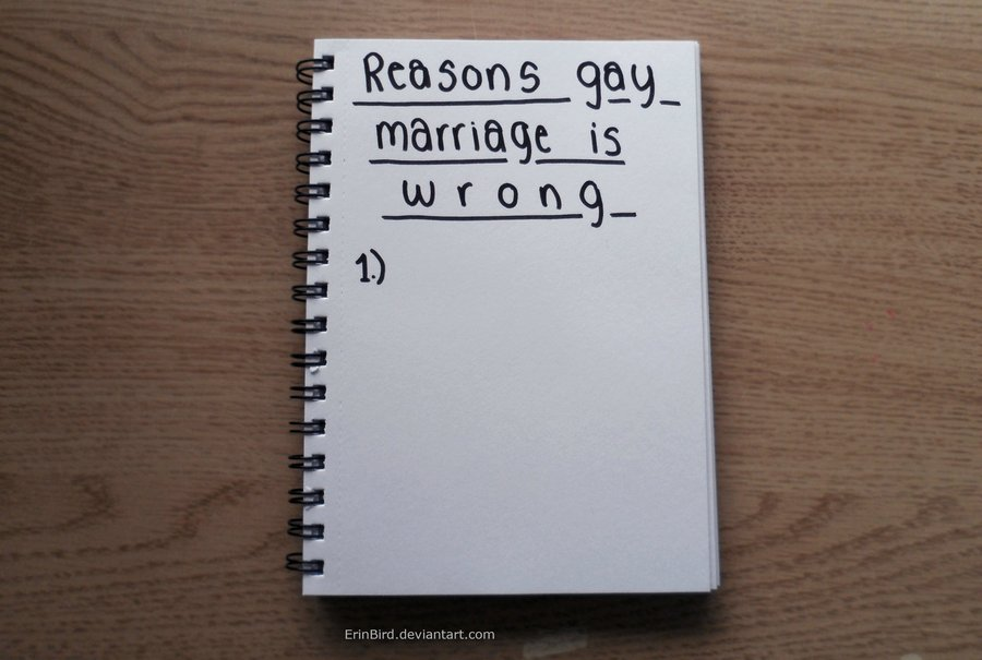 from Abdiel reasons why gay marriage is right