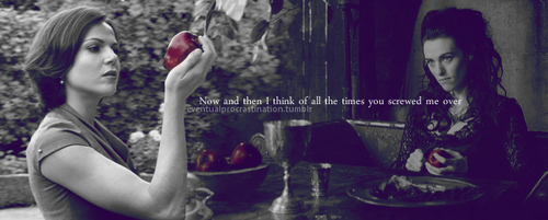 Regina - Morgana - (Apples)