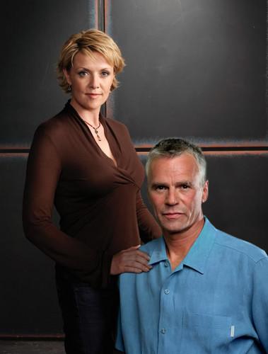 Richard & Amanda