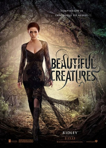 Beautiful Creatures wallpaper probably containing a bustier and a leotard entitled Ridley