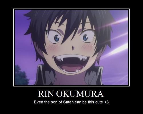 Rin Okumura (Ao no Exorcist)