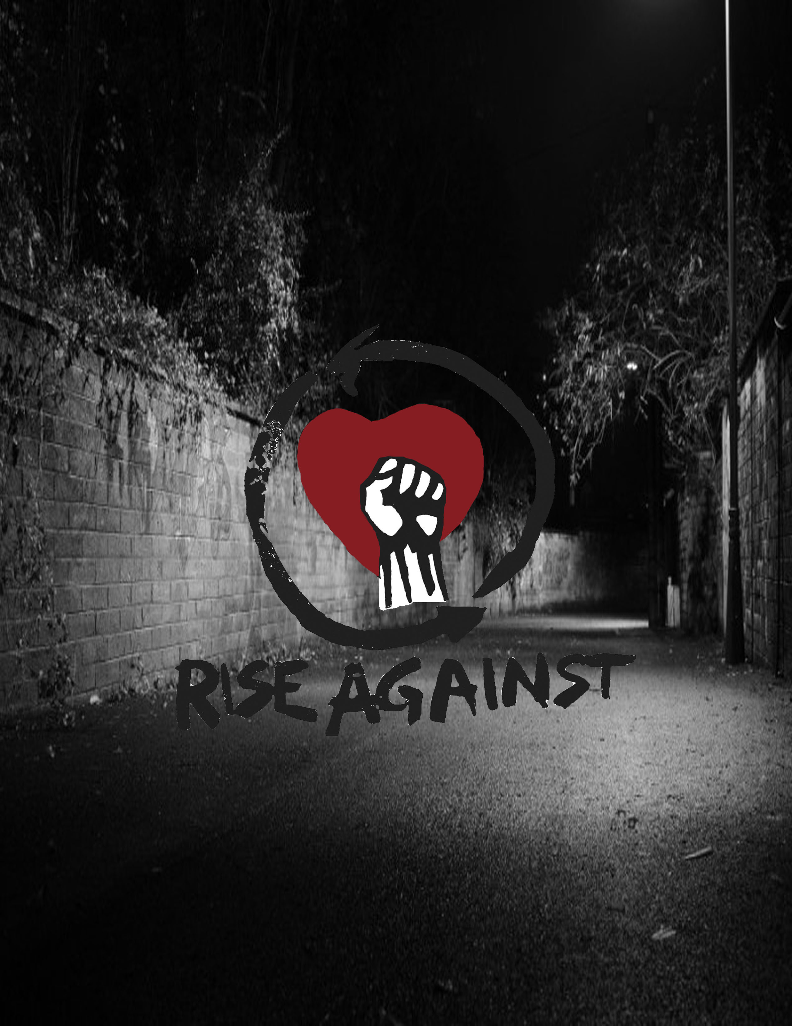 Rise against emblem