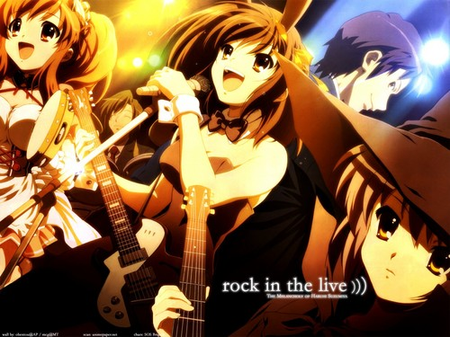 Rock in the Live!