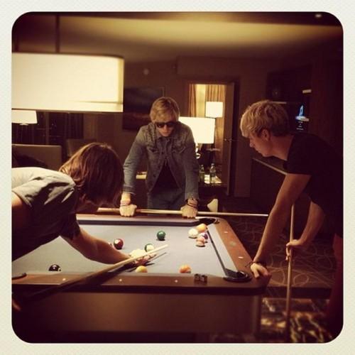Rocky, Ross & Riker