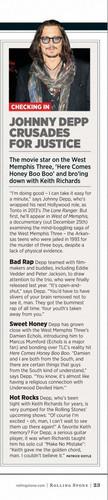 Rolling Stone - Dec. 2012