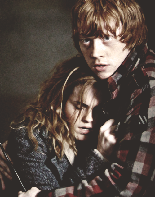 hermione granger and ron weasley relationship help