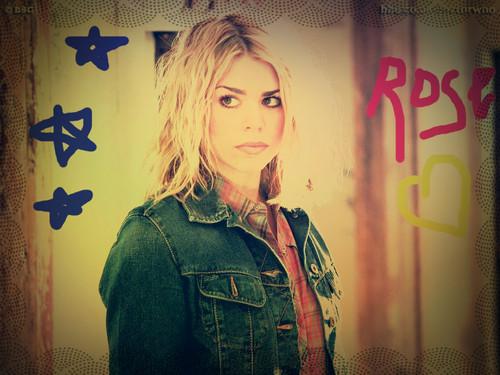 Rose Tyler Played da Billie Piper ♥
