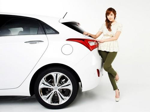 SNSD Jessica – Hyundai PYL i30