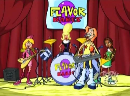 Sabrina's Band