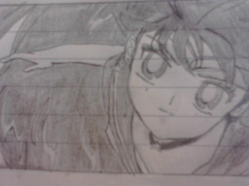 Sailor Mars.