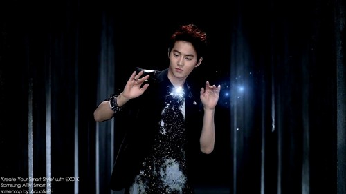 "Samsung ATIV Smart PC - ""Create Your Smart Style"" with EXO-K"