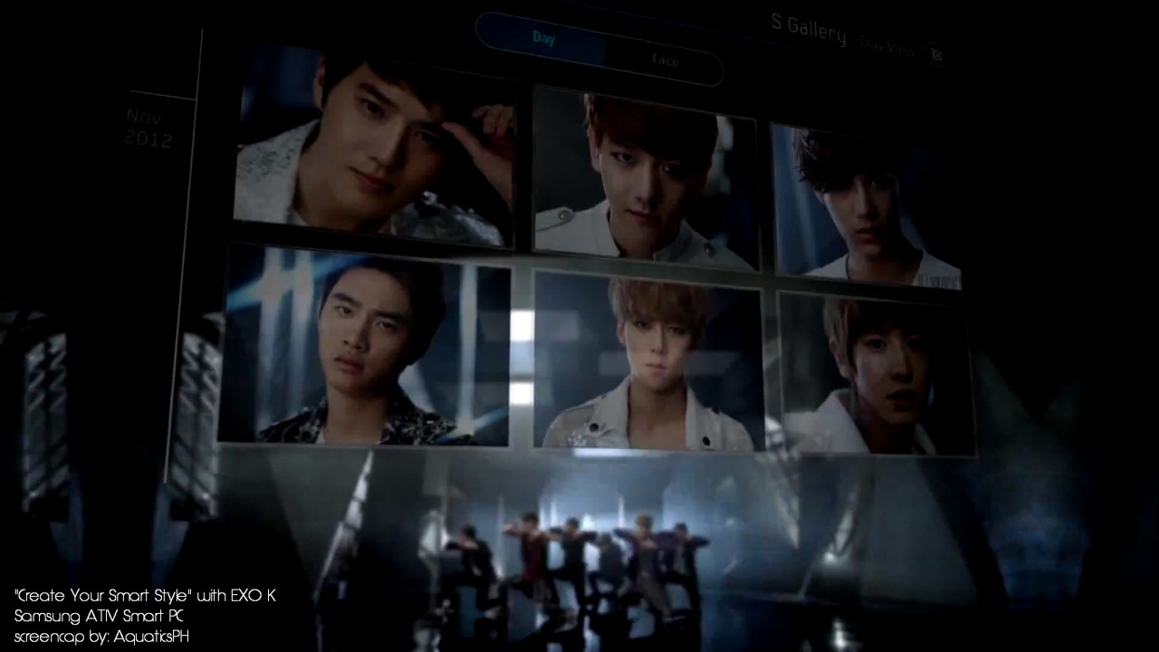 """Samsung ATIV Smart PC - """"Create Your Smart Style"""" with EXO-K"""