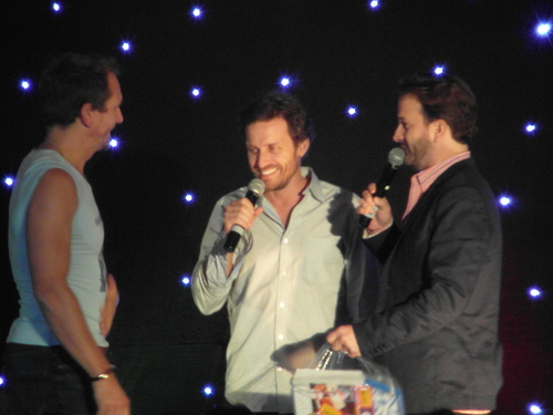 Seb, Rob & Richard - Asylum 9
