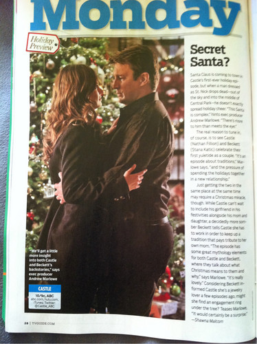 Secret Santa Holiday 预览 (TV Guide)