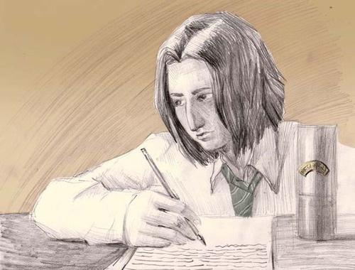 Severus Snape shabiki Art