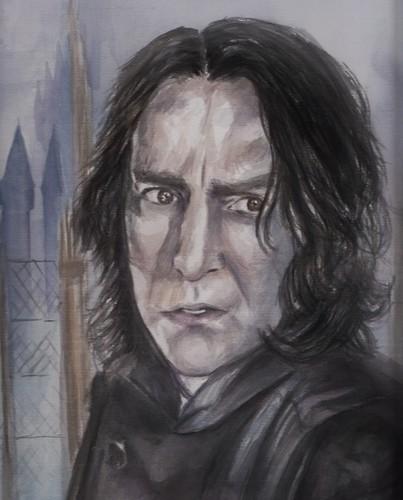 Severus Snape 팬 Art