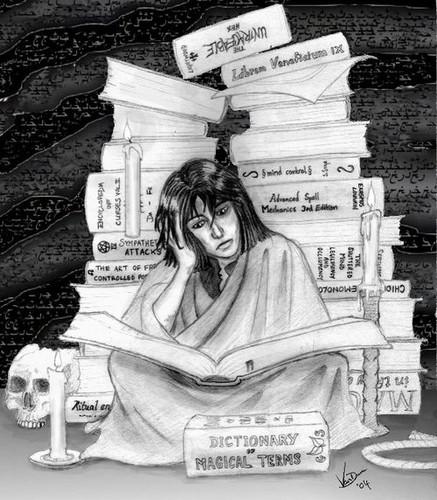 Severus Snape ファン Art