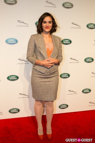 Shannyn @ Jaguar Land Rover Unveil Event (11/27/12)