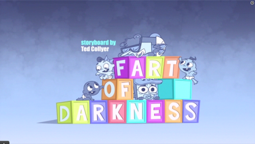 """Sidekick: """"Fart of Darkness"""""""