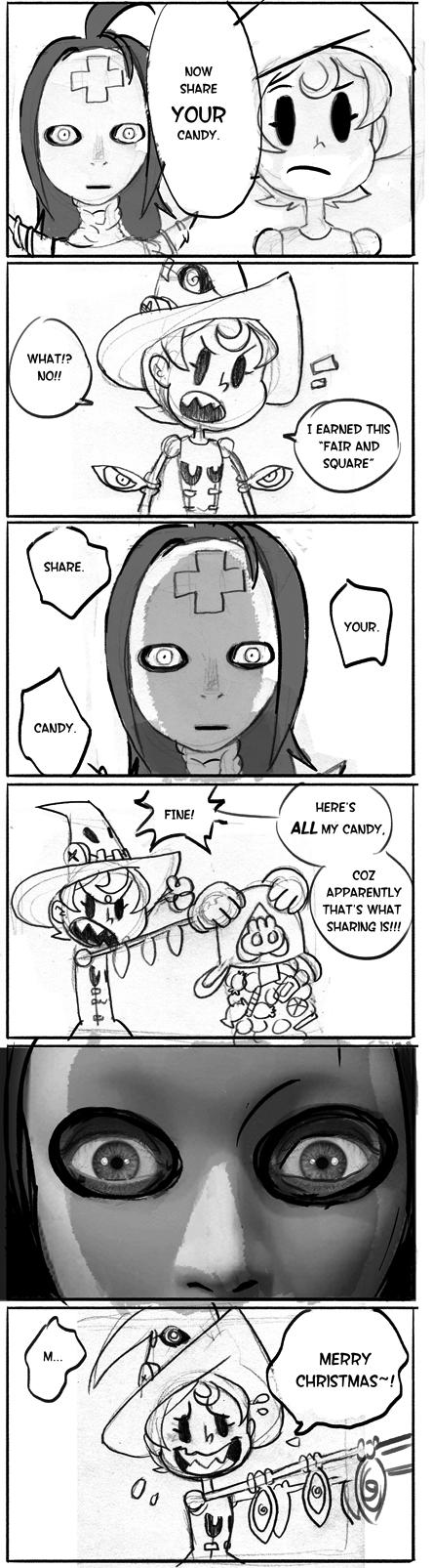 Skullgirls Halloween comic 3 - Skullgirls Photo (32899961 ... - photo#47