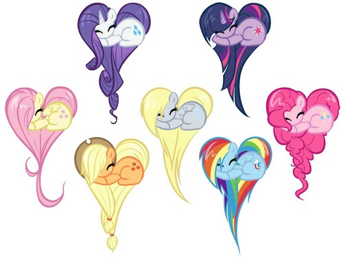 Some immagini of ponies